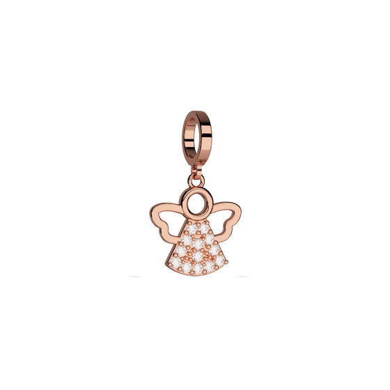 *PRE ORDER* Rebecca Rose Gold Fashion Guardian Angel Charm