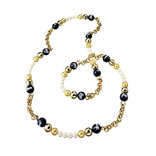 Dolce & Gabbana Beaded Fashion Necklace