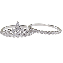 First Communion Princess Ring