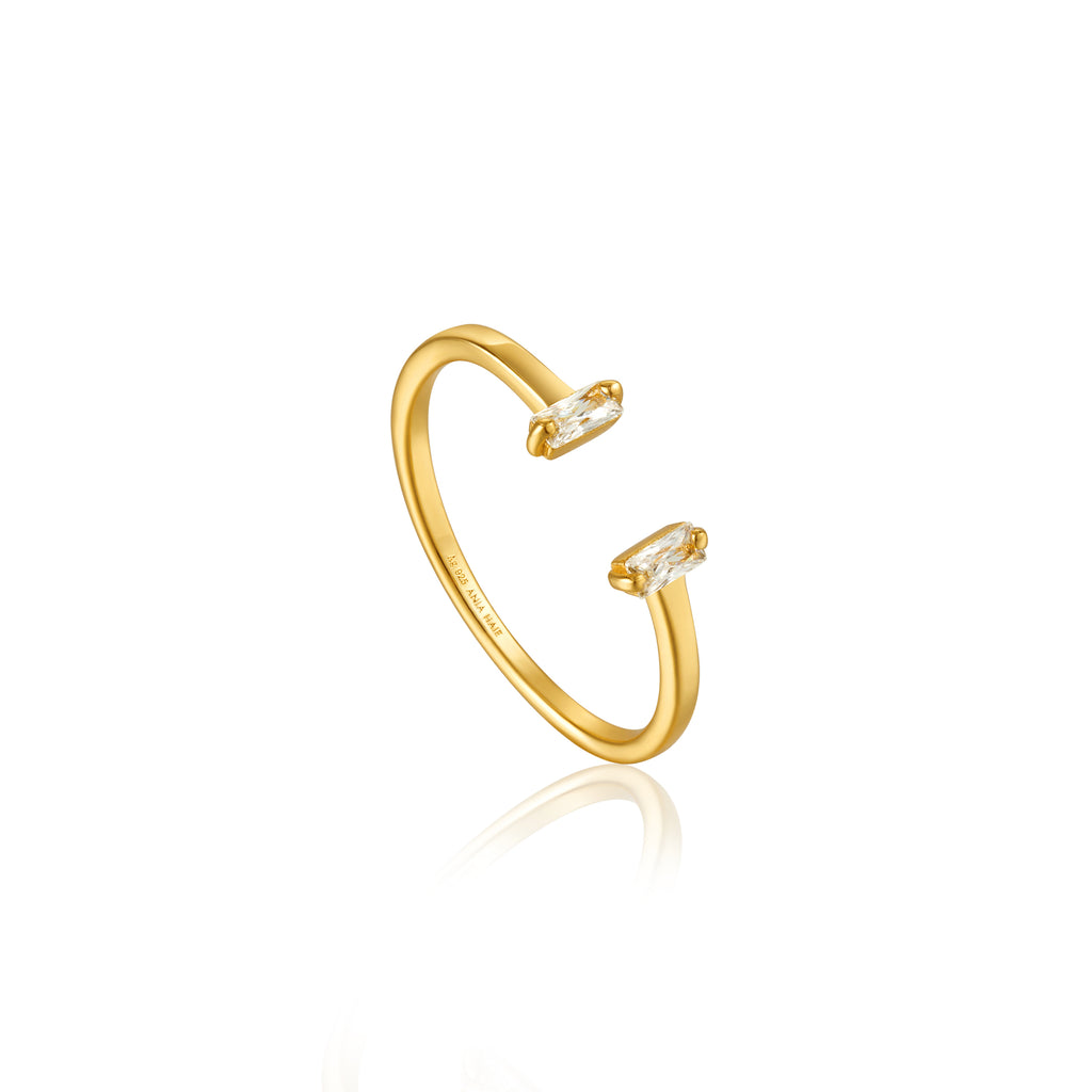 "Ania Haie ""Gold Glow"" Ring"
