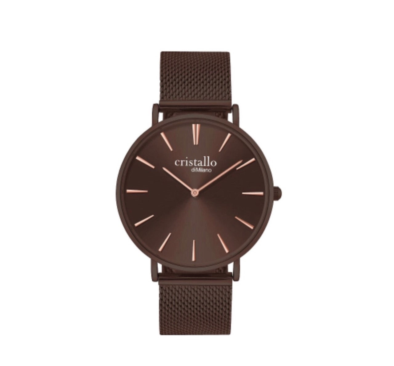 Cristallo di Milano Mocha Watch