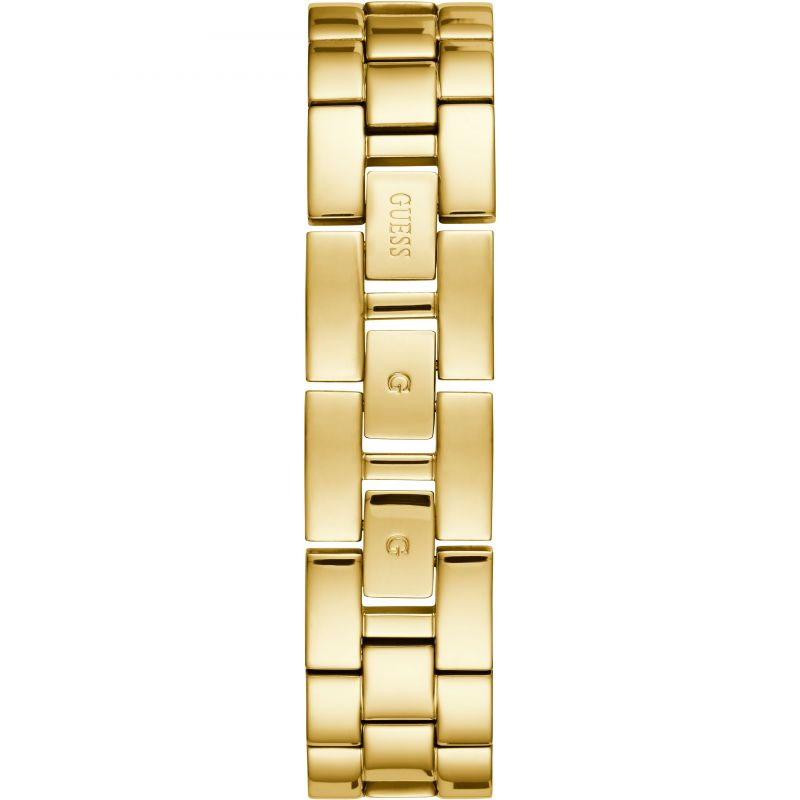 "GUESS ""AURORA"" GOLD WATCH"