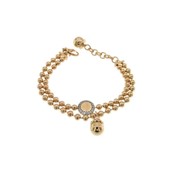Rebecca Gold Fashion Boulevard Double Bracelet