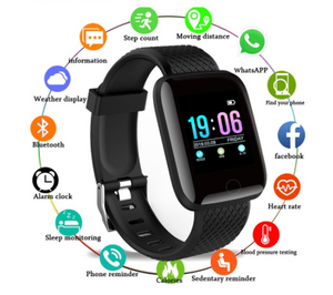 Smart Life Watch 9 Black