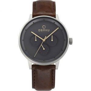 Obaku Mens Watch 208GMCJRN