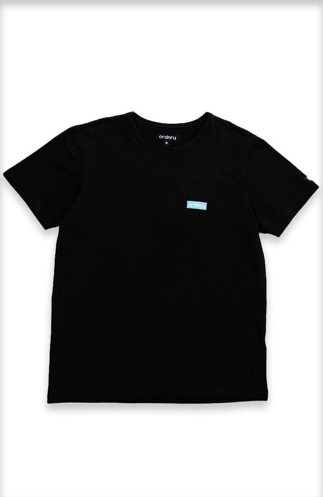 Box Logo Tee - Teal - T-Shirts - Ordnry Clothing | Far From Ordinary | FFO | Streetwear | Worldwide Shipping