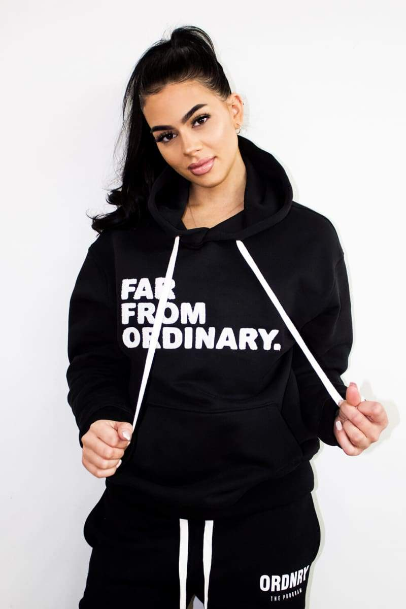 Far From Ordinary Hoodie - Sweatshirts - Ordnry