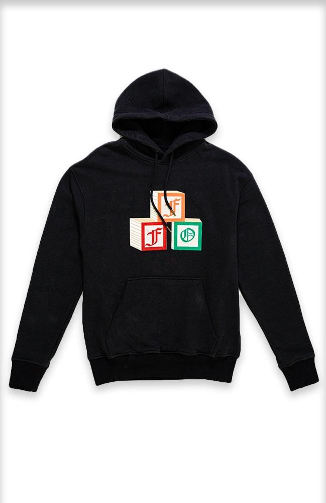FFO Block Hoodie - Sweatshirts - Ordnry Clothing | Far From Ordinary | FFO | Streetwear | Worldwide Shipping