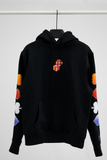 FFO Card Hoodie - Black - Hoodies - Far From Ordinary | Streetwear | Lifestyle | Casual | Worldwide Shipping