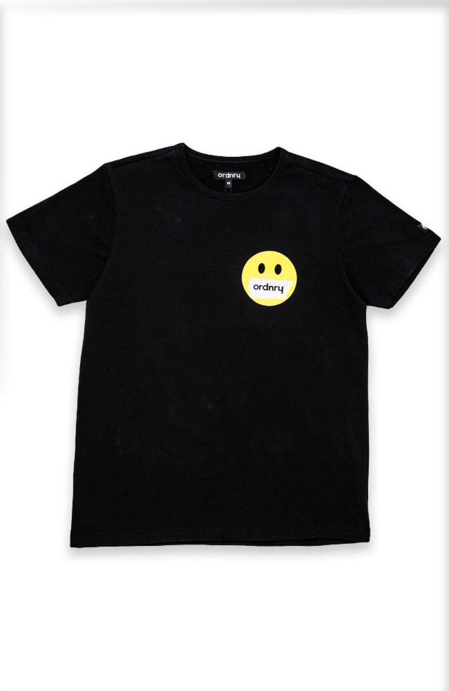 Ordnry Smiley Tee - T-Shirts - Ordnry Clothing | Far From Ordinary | FFO | Streetwear | Worldwide Shipping