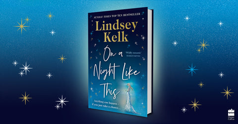 Read an extract from On A Night Like This by Lindsey Kelk