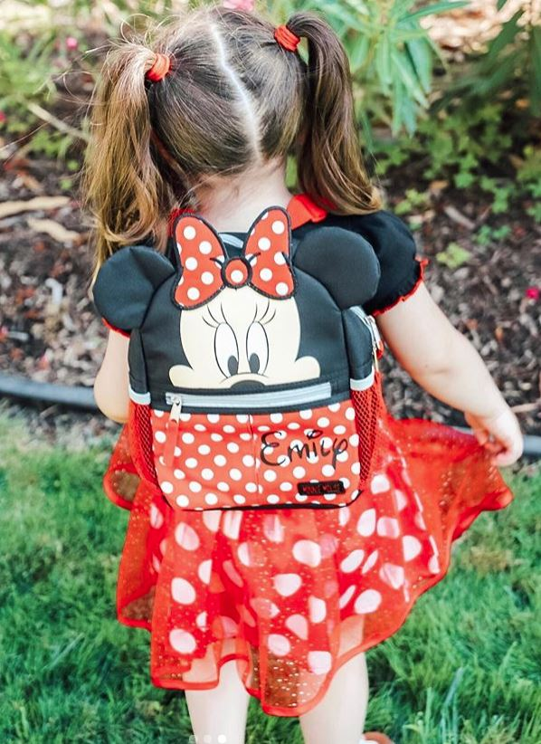 Personalized Disney Bag