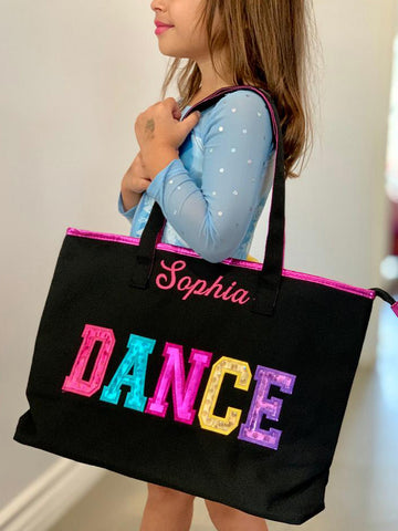 Personalized Dance Bag Gift
