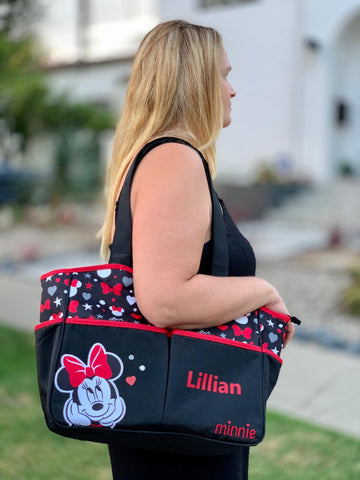 Personalized Disney Diaper Bag