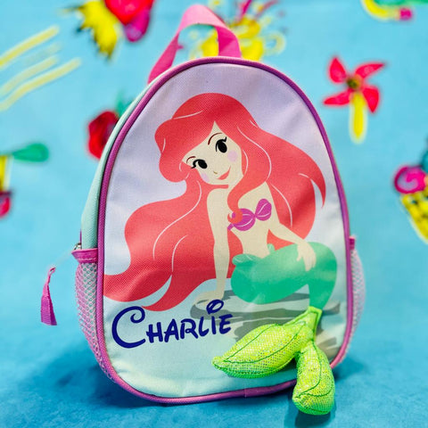 Personalized Disney Backpack