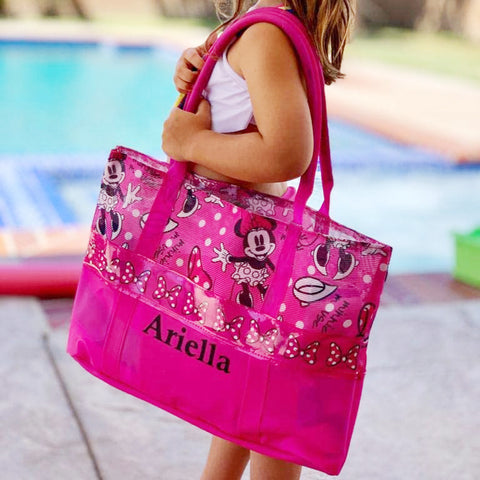 Personalized Disney Tote