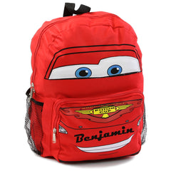Personalized Cars Backpack