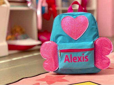 Personalized Critter Backpack