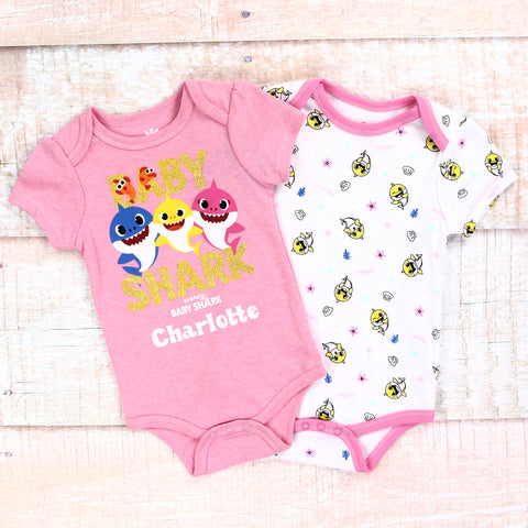 Personalized Baby Shark Clothing