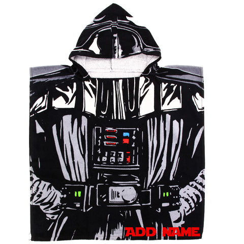 Personalized Star Wars Hooded Towel for Kids