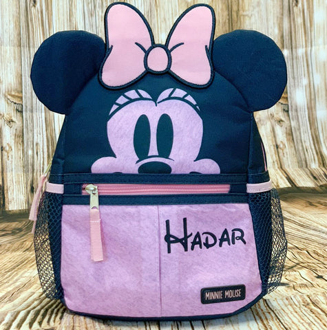 Minnie Mouse personalized bag