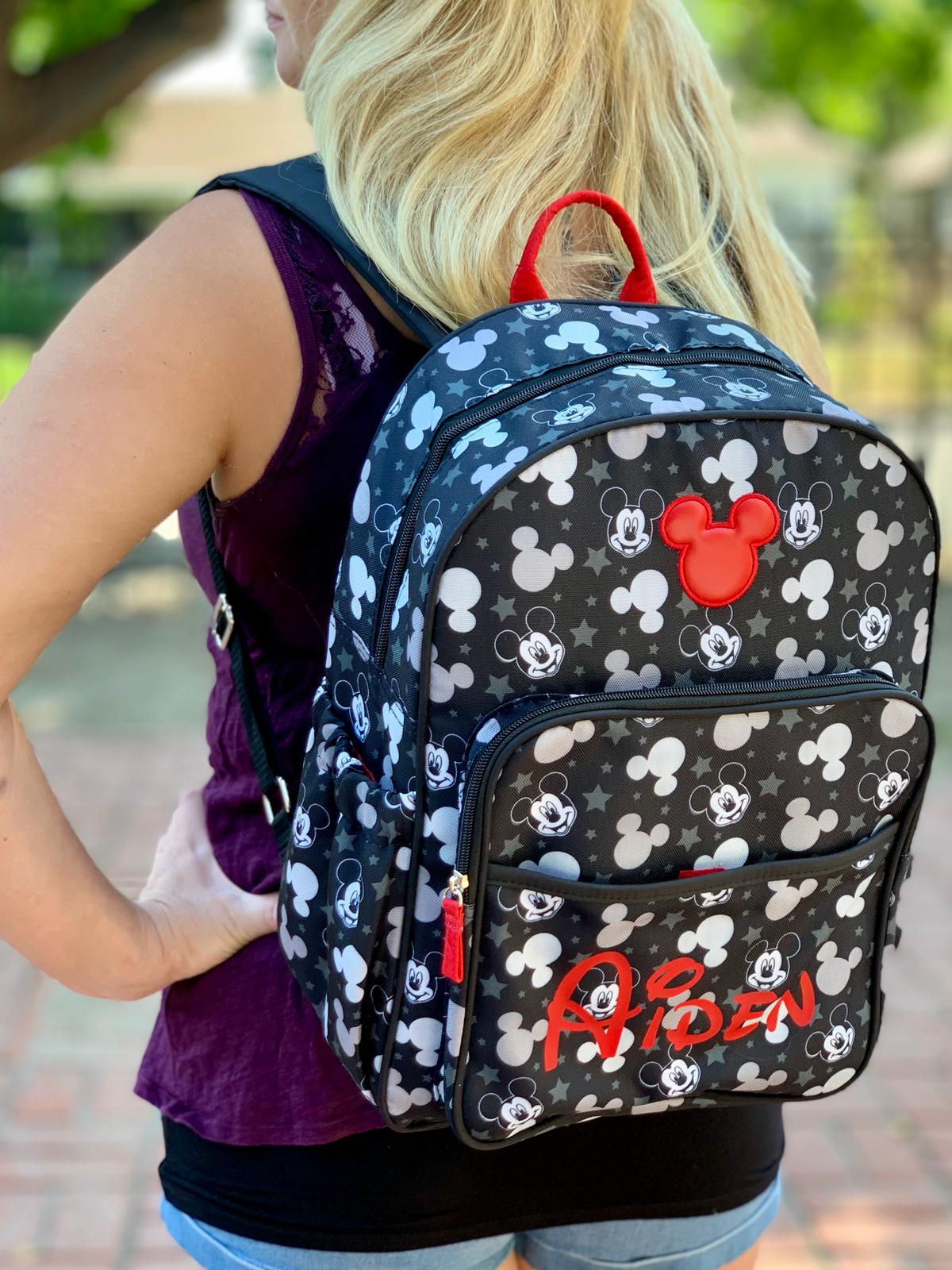 Personalized Disney Diaper Bags