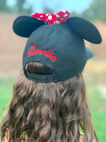Personalized Disney Hats