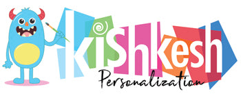Kishkesh Personalized Gifts for Kids