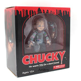 Good Guys Child's Play Dolls Chucky Figure Bride of Chucky Horror Doll PVC Collectible Model Toy Halloween Gift 10.5-12cm