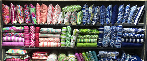 Bright Patterns Textiles