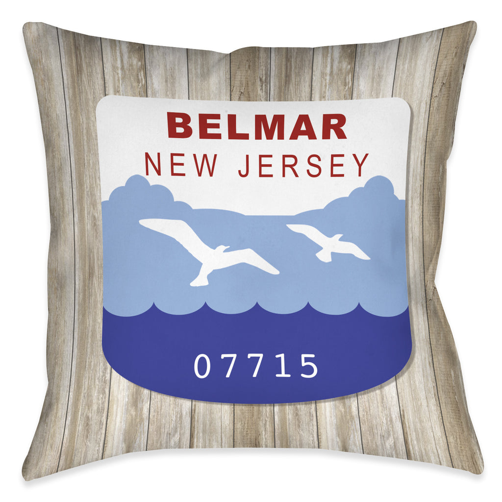 Belmar Indoor Decorative Pillow