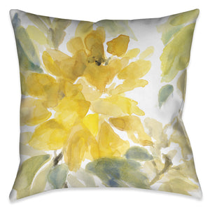 Early May Blooms Indoor Decorative Pillow