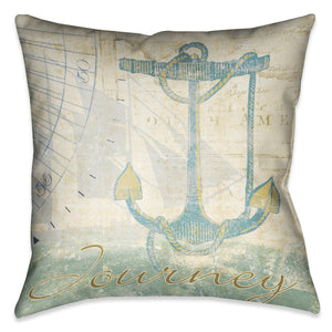 Mariner Sentiment III Indoor Decorative Pillow