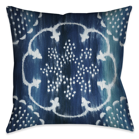 Moonbeam I Outdoor Decorative Pillow