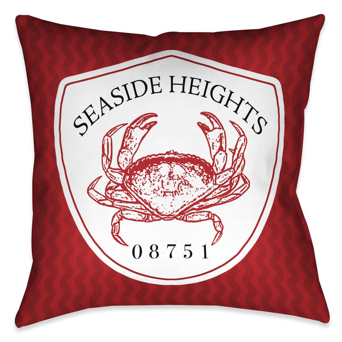 Seaside Heights II Indoor Decorative Pillow