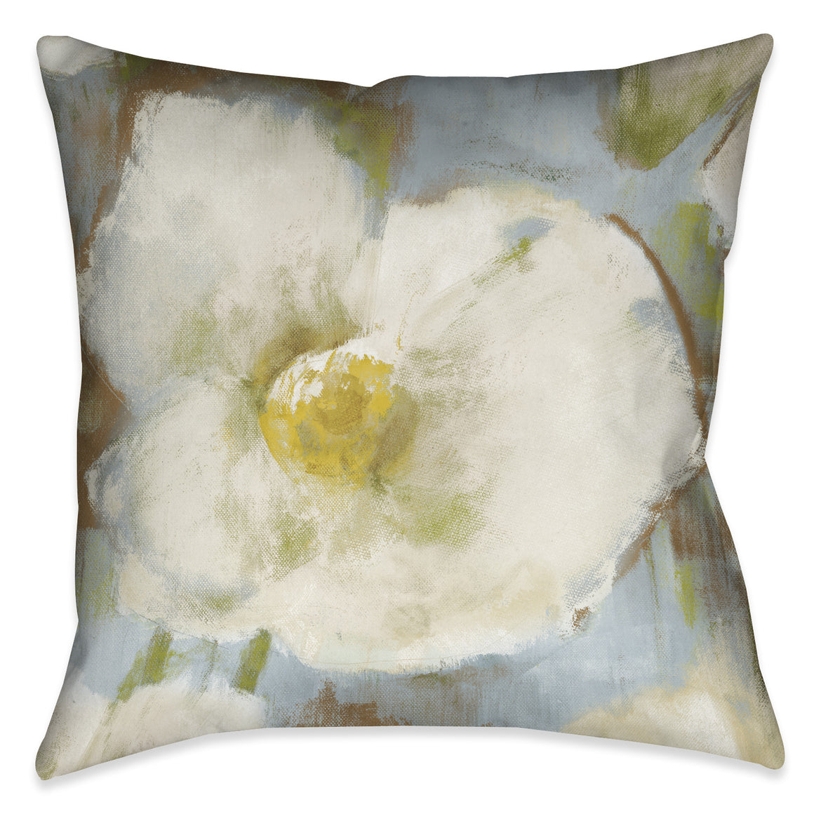 Soft Petals Indoor Decorative Pillow