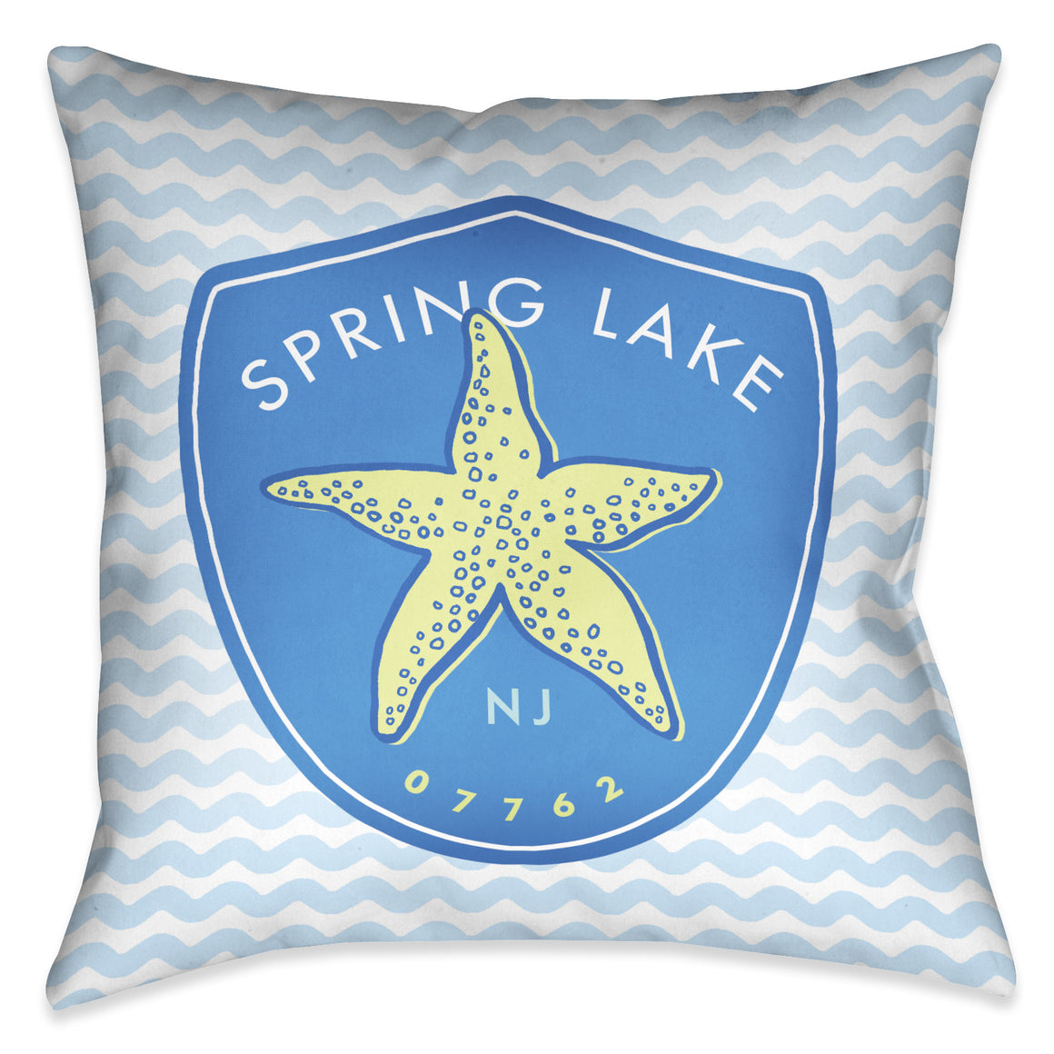 Spring Lake Indoor Decorative Pillow