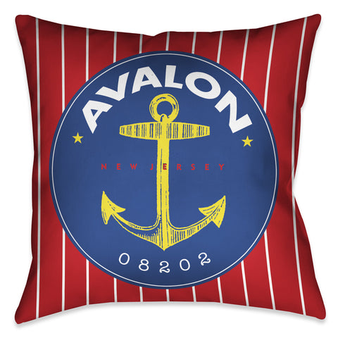 Avalon I Indoor Decorative Pillow
