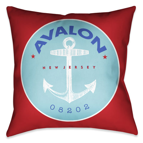Avalon II Indoor Decorative Pillow