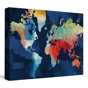 Seasons Change Canvas Wall Art