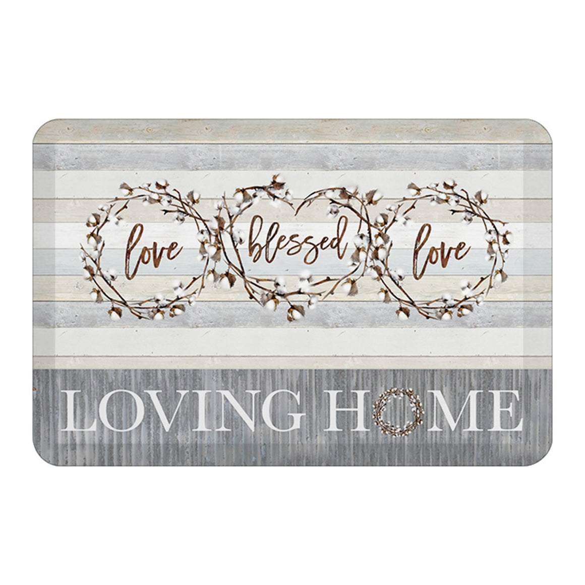 Loving Home Floor Mat