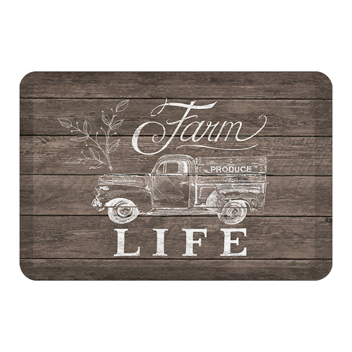 Farm Life Floor Mat