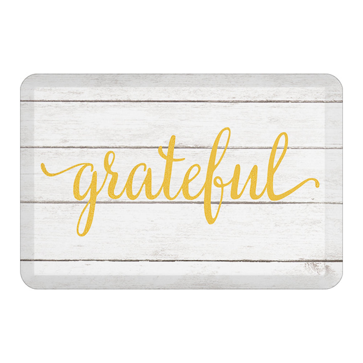 Grateful Floor Mat