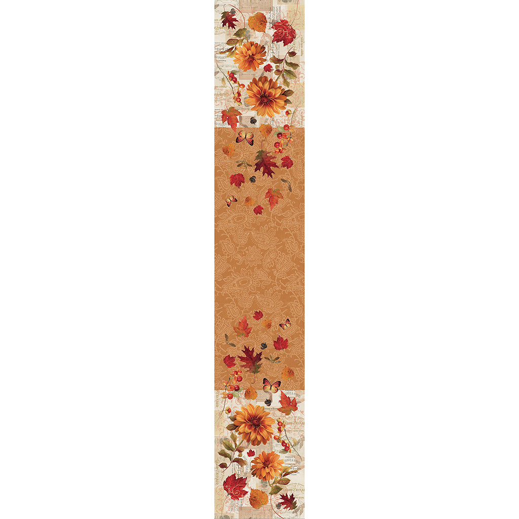 Fall In Love Table Runner
