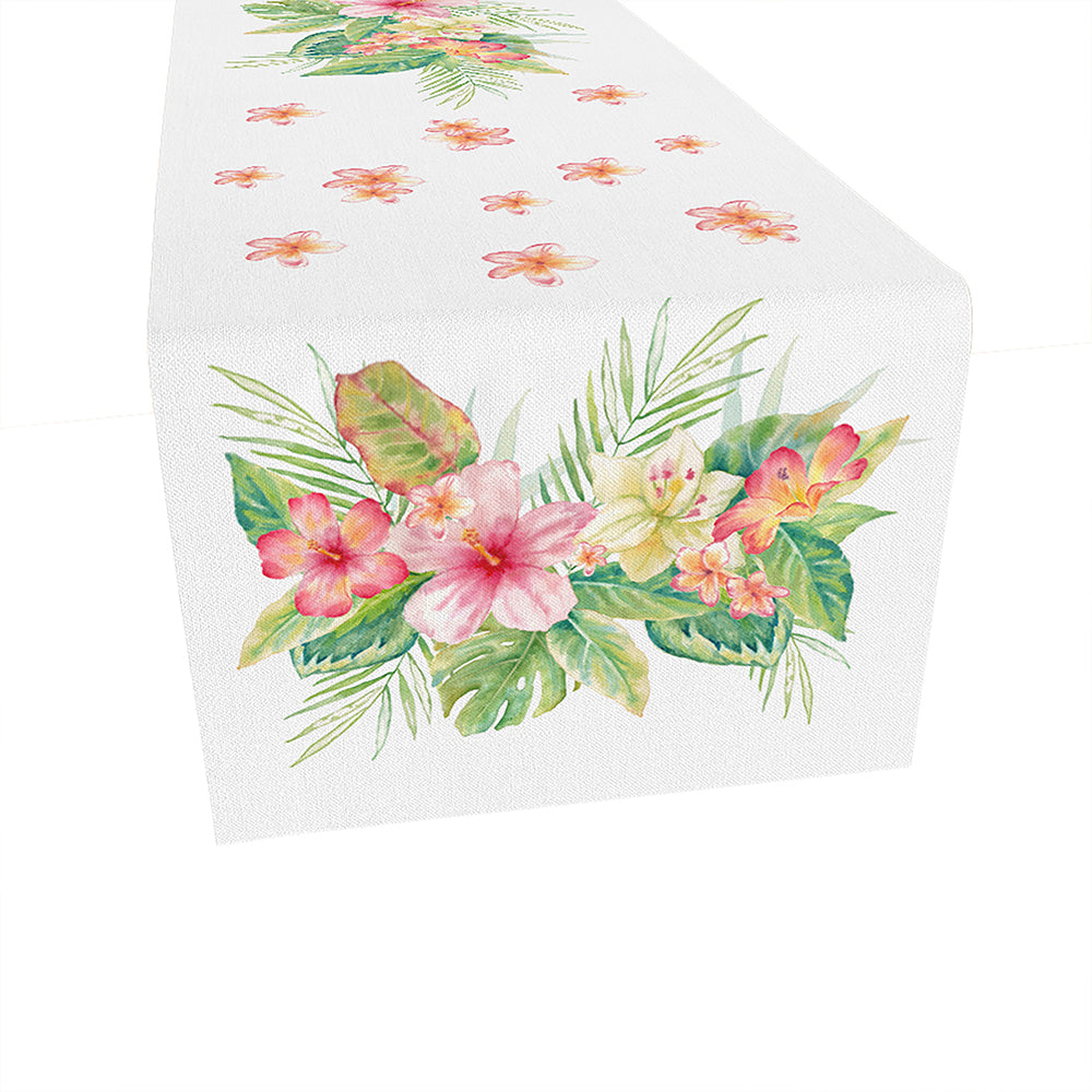 Tropical Island Table Runner