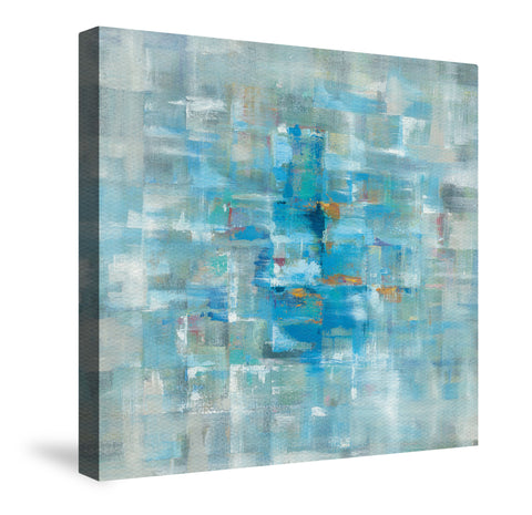 Abstract Squares Canvas Wall Art