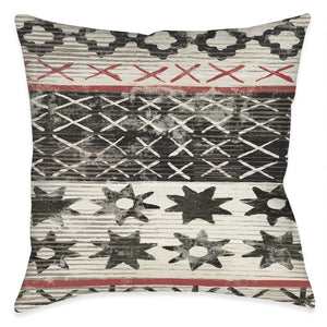 Ancient Markings Indoor Decorative Pillow