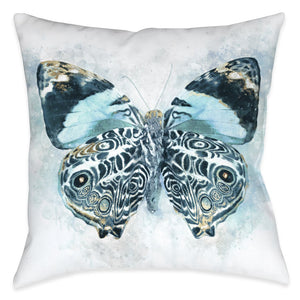 Artful Butterfly Nature Indoor Decorative Pillow