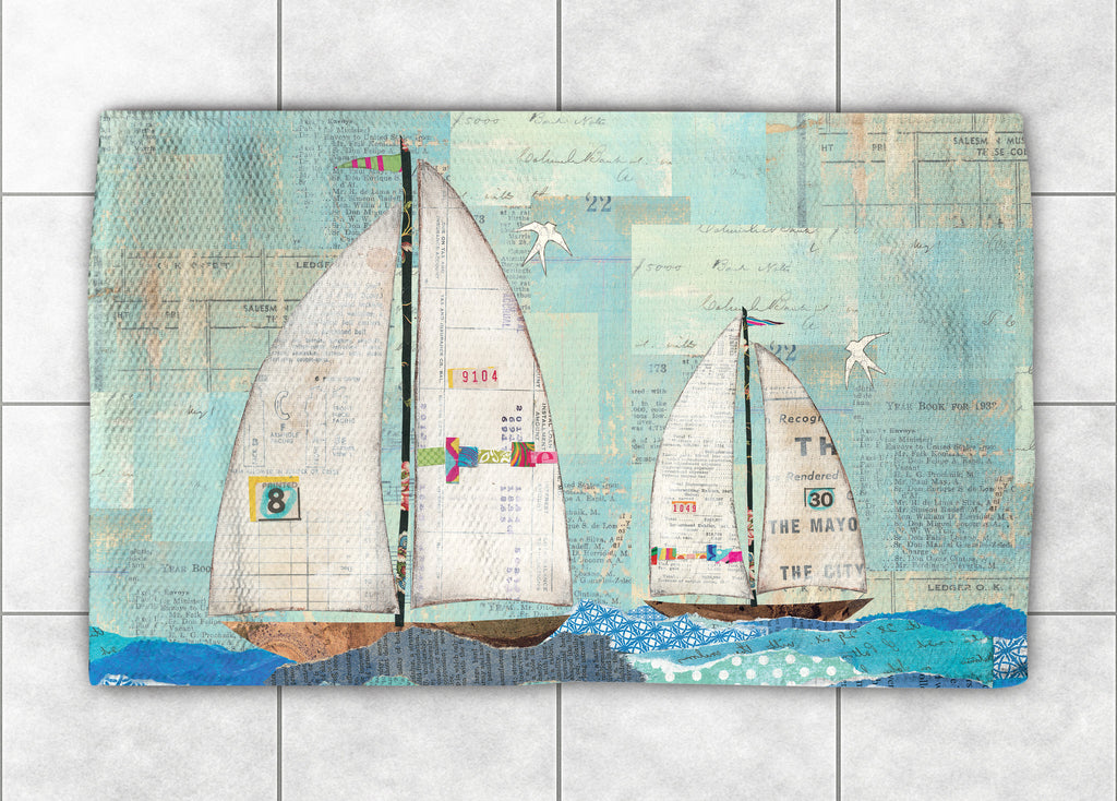 At the Regatta Accent Rug