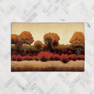 Autumn Forest Accent Rug